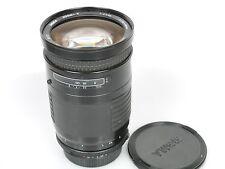 SIGMA ZOOM AF 28-200mm f/4-5,6 1:4-5,6/28-200 m. beiden Deck. include both cap
