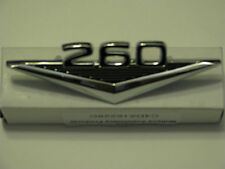 1964 FORD FALCON''260'' FENDER EMBLEM FREE SHIP