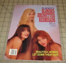 Blonde brunette playboy redhead images 580