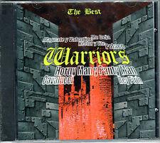 THE WARRIORS - MC CEJA,POLACO, HECTOR Y TITO,YAVIAH, NANDO BOOM,REY PIRIN- CD