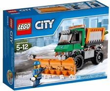 JANUARY 2015 LEGO CITY 60083 SNOWPLOW TRUCK *NEW&SEALED, ON HAND, GREAT GIFT