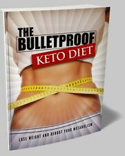 New ListingThe Bulletproof Keto Diet Ebook Pdf with Master Resell Rights