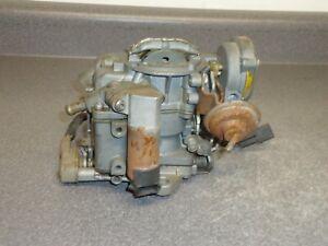 Rebuilt Carter YFA 1-Barrel Carburetor 7588s 1984 1985 Ford Mercury 2.3L 140