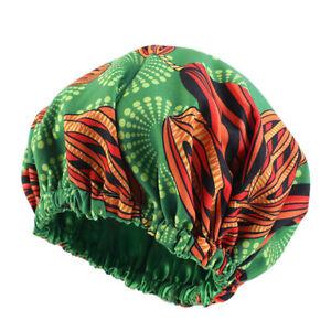 Children African Bonnet Boy Girls Night Sleep Cap India Turban Hat Headwrap 2-9Y