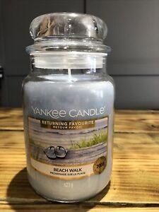 Yankee Candle Returning Favourite Large Jar Beach Walk