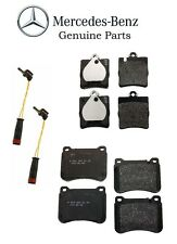 For Mercedes Benz W203 C230 280 2003-2007 Brake Pad Sets & Sensors Kit Front