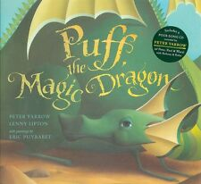 Puff the Magic Dragon Book and CD - Music Sales America - NEW 014026333