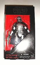 STAR WARS THE BLACK SERIES CAPTAIN PHASMA - 6 INCH ACTION FIGURE #06