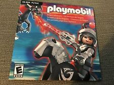 playmobil Knights and Dragons Adventures CD-ROM