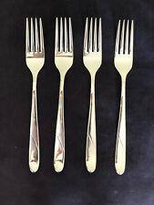 J.A. Henckels Milena Dinner Fork 18/10 Stainless Steel set of 4