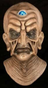 Davros ( revised colour )latex display head
