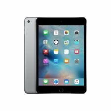 "Apple iPad mini 4 GRIS  Wi-Fi 4G Tablette tactile 7,9"" 64 Go,,1 Prise  NEUF"
