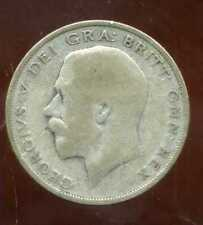 ROYAUME UNI  half crown 1923  ARGENT