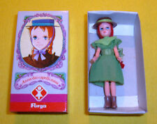 "ANNA CAPELLI ROSSI BAMBOLA FURGA ANNE GREEN GABLES ITexcl 4""FIGURE doll MINTwBOX"
