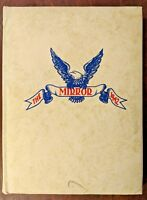 1942 COLUMBIA HIGH SCHOOL YEARBOOK SOUTH ORANGE NEW JERSEY NJ w/signatures