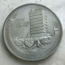 Laurentian University Thick Medal