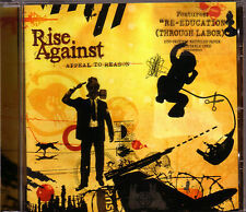 CD (NEU!) . RISE AGAINST - Appeal to Reason (Re-Education through Labor mkmbh