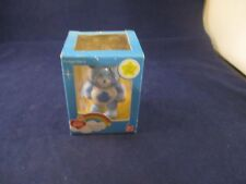 Care Bears Grumpy Bear Collectible PVC Figure New in Box 2002