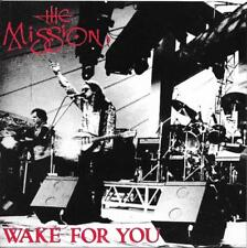 Mission Uk live Cd Wake For You rare