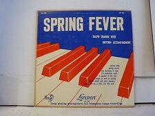 "RALPH SHARON Spring Fever 10"" LP LONDON LB 733 UK 33RPM FFrr FROM 1953 JAZZ    #"