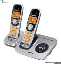 UNIDEN 2015+1 DECT 6.0 DIGITAL CORDLESS HOME OR OFFICE PHONE WiFi LCD SCREEN