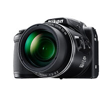Nikon Coolpix B500 40x Optical Zoom Compact Digital Camera - Black
