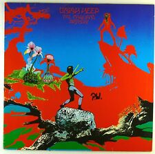 "12"" LP-Uriah Heep-the Magician 's Birthday-a3425-Slavati & cleaned"