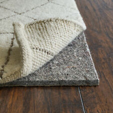 Felt & Rubber Rug Pad - Reinforced Natural Rubber Backing - 20 Year - More #3LV