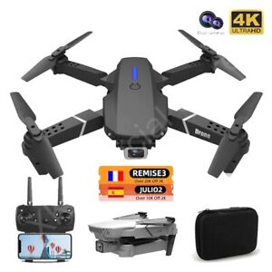 Drone Camera Helicopter USB Cable Wifi Remote Controller Foldable Quadcopter Kit