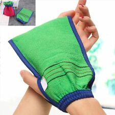 Products Bath Glove Dead Skin Removal Scrub Mitt Shower Spa Exfoliator
