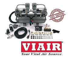 VIAIR 200PSI 2.54CFM 2ON2 High Pressure Bolt On Platform Universal Fit 30018
