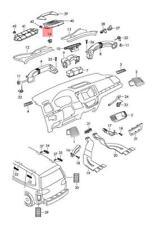 Genuine VW SKODA SEAT Arteon Atlas Beetle Cabrio Clip 5pcs 3B0819145