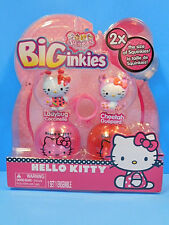 Hello Kitty Squinkies Big Inkies Ladybug Coccinelle & Cheetah Guepard New