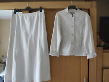 Per Una Casual Jacket and Skirt size 16