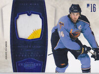 10-11 Dominion Andrew Ladd /25 Jersey Number Patch 2010