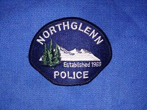 Northglenn Police Patch