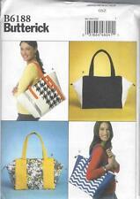 Patron de couture BUTTERICK Sacs b6188
