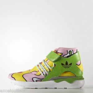 NIB! adidas originals Jeremy Scott tubular shoes sz 6 S77835 (#3048)
