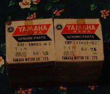 YAMAHA 125 YA6 1964/66 NOS PISTON 3rd O/S +0.75mm 137-11637-61 aka 372-11637-09