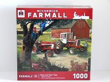 McCormick-Farmall 1000 Piece Puzzle Boys and their Toys by Charles Freitag