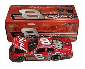 Dale Earnhardt Jr, 1/24 Action 2003, Budweiser #8, Talladega Raced Win Die Cast