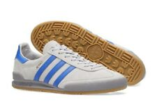 Mens Adidas Originals Jeans Trainers Size 9 UK Grey Suede/blue BNIB CQ2769