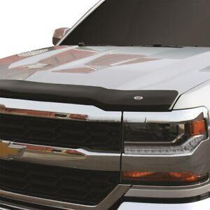 Westin For 16 - 19 Silverado 1500 / LD Wade Smoke Platinum Bug Shield - 72-91138
