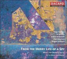 From the Merry Life of a Spy: Music for Brass, New Music