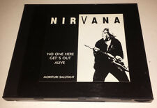 Nirvana: no one gets out alive (morituri salutant) silver