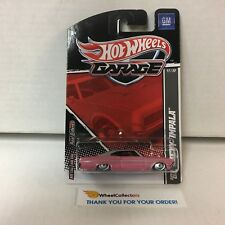 '65 Chevy Impala Pink * Hot Wheels Garage w/ Real Riders * WG23