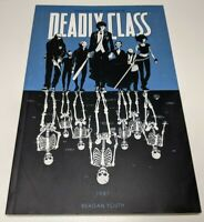 DEADLY CLASS VOL 1 REAGAN YOUTH TPB RICK REMENDER IMAGE COMICS
