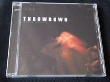Throwdown - Beyond Repair NEW CD '99 BLEEDING THROUGH EIGHTEEN VISIONS UNASHAMED