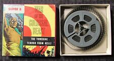 1960's WAR OF THE COLOSSAL BEAST Ken Films 8mm #540 Towering Terror From Hell