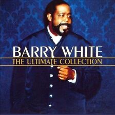 Ultimate Collection by Barry White (CD, Oct-2000, Universal International)